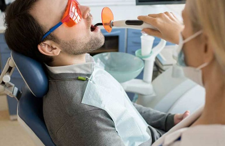 Gum Disease Laser Therapy
