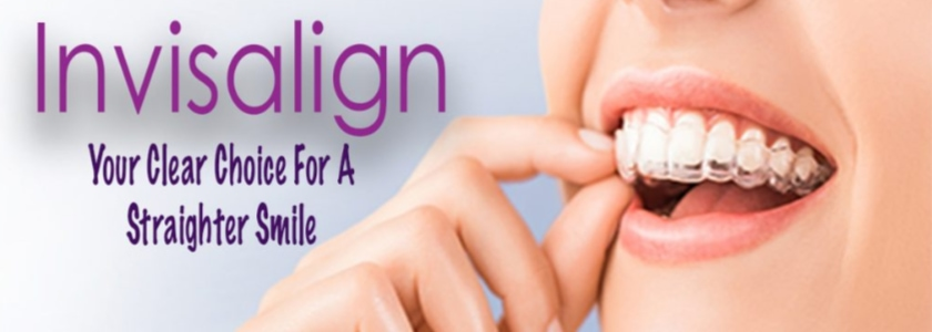 Invisalign With Crown